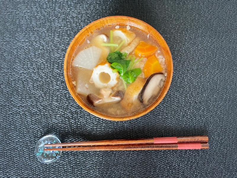 保護中: 徳島県の郷土料理そば米汁